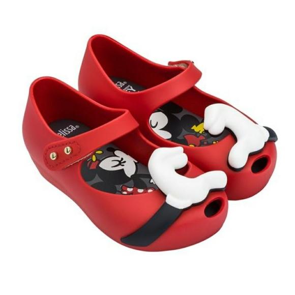 5d0e722b1fa Mini Melissa Shoes